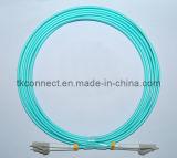 Om3 proveedor de cable de conexión de fibra óptica