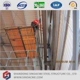 Sinoacme fabrizierte Stahlrahmen-Gebäudestruktur für Werkstatt vor