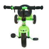 Tricycle de pédale de gosses de roues de la bicyclette 3 d'enfants de la Chine