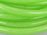 Renforcée polyuréthane (PU) le flexible à air - 1/4 pouces par 50 pieds, 1/4 pouces avec extrémités en laiton