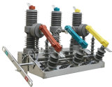 Disjuntor de vácuo Zw32-12kv Hv com controlador / CT / Zct / Disconector