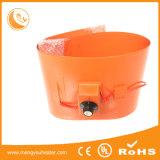 Zylinder-, Fass-und Trommel-Silikon-Gummiriemen-Heizung von UL genehmigte