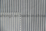 Tessuto di T/R/C/Sp tinto filato, 45%Polyester 25%Cotton 25%Rayon 5%Spandex, 200GSM