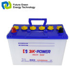 DIN手入れ不要満たされた力の自動車電気自動車電池