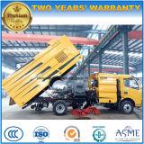 Dongfeng 4X2 Rhd LHD 5000 l тележка чистки метельщика дороги