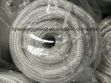 高温火のための丸型のロープのガラス繊維
