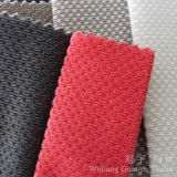 Tissu flexible décoratif de velours avec différentes couleurs