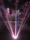 3heads LED 거미 빛을 이동해 나이트 클럽 LED