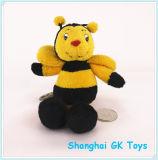 Trousseau de clés mignon d'abeille de trousseau de clés mignon de Valentine