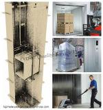 Elevador de carga ahorro de energía del cargo con capacidad de 630kg~5000kg