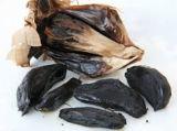 Постаретый заквашенный весь черный чеснок для горячего сбывания