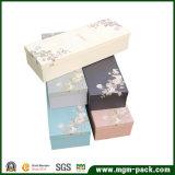 Boîte-cadeau faite sur commande en gros d'emballage de carton