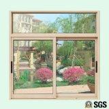 Thermisches Bruch-Aluminiumprofil-schiebendes Fenster, Aluminiumfenster, Aluminiumfenster, Fenster K01034