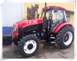De Tractor van de landbouwer 135HP 4WD voor Hete Verkoop in Afrikaan