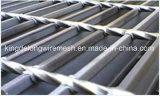 Aço suave/Grating galvanizado do aço