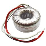 Transformador Toroidal Step Up Down para Controle Industrial