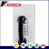 2017 Seguridad de teléfono de emergencia teléfono SIP Teléfono Teléfono LCD-05Knzd Industrial