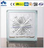 Высокое качество Jinghua ледяной цветок очистить стекло кирпича/блока цилиндров
