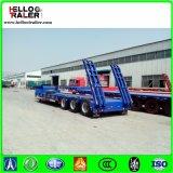 판매를 위한 중국 공장 50ton 3 차축 BPW 차축 Lowbed 트레일러