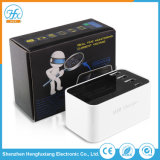 旅行白い5V/3.5A USBのカスタム移動式充電器