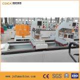 Machine de soudure de profil de PVC de porte de guichet