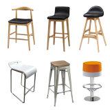 Haut Tabourets Chaises Tabourets De Bar en bois Table Chaise