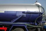 6 Räder 10 Kubikmeter-Vakuum-LKW 10000 L Abwasser-Absaugung-LKW