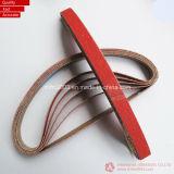 Grinding를 위한 6*520mm Ceramic & Zirconia Abrasive Belts
