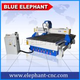 Router CNC de aluminio 1530, China máquina de CNC para el armario de cocina Muebles de madera