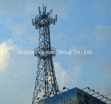 De lange Telecommunicatie Van uitstekende kwaliteit van het Leven en de Torens van de Microgolf