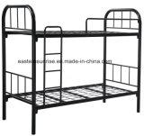低価格の安い大人の金属の倍の子供の子供の二段ベッド