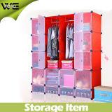 PP de moda Material de plástico Material amigável Armazém Closet