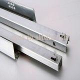 Poussée de glissières de tiroir de panier de cuisine d'Undermount à s'ouvrir