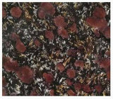 Night Rose Natural Granite Stone Concrete Countertops Pavimentos Talhas Pavimentos
