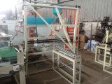 Ybqb PE aire burbuja bolsa de película que hace la máquina con doble carpeta