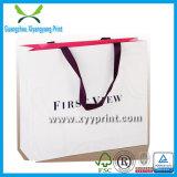 Sacchetto decorativo del regalo del documento di acquisto di stampa per la fabbrica del regalo