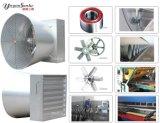 Geflügel bringen Kegel-Ventilator (Hupe - Kegel-Ventilator) mit CER Bescheinigung unter