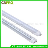 Guangzhou Factory G13 Bi Pin LED 4FT Tube Light 5000k avec Ce RoHS