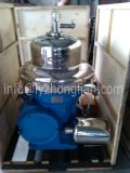 Automático de alta velocidad para uso alimentario de aceite de coco Separador de centrífuga de disco