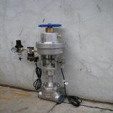 Воздух низкой температуры для того чтобы отрезать клапан