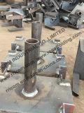 足場支注の支柱ForkheadはサポートH 20ビームのために使用した