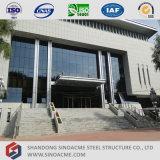 Centro sportivo d'acciaio del tetto del blocco per grafici dello spazio