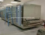 Congelatore del traforo di IQF, macchina del congelatore ad aria compressa per i frutti di mare della carne