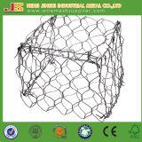 Malla de Alambre Tejido Hexagonal certificado CE gaviones