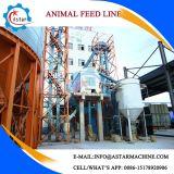 chaîne de production de l'alimentation des animaux 1-20t/H fournisseur