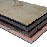 El panel compuesto de aluminio material de la decoración del material de construcción para la decoración