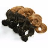 """Brasilianisches Jungfrau-Haar 8 """" 8 in 1 für volles gerades Ombre Farben-Glücks-Haupthaar"""