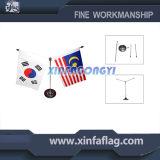 Флаги промотирования высокого качества, изготовленный на заказ флаги стойки индикации
