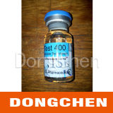 Etiquetas de frasco de esteróides anabolizantes de 10 ml