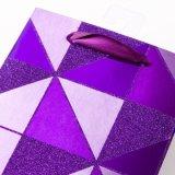 Os sacos relativos à promoção os mais atrasados dos sacos de portador dos sacos de papel do mosaico do projeto